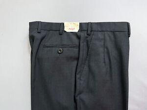 BRIONI Tuch Hose 50 grau (48 dress pants zegna trousers)