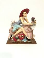 "Fitz and Floyd Gift Gallery ""Satisfy me With Chocolate� Figurine"
