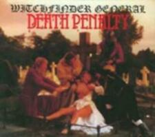 WITCHFINDER GENERAL: DEATH PENALTY (CD.)