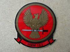 AUTOCOLLANT STICKER HMM 162 VMM 162 MARINE MEDIUM HELICOPTER SQUADRON USMC