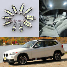 Canbus White Light Interior LED Package 12x for Bmw E84 x1 Panoramic Sunroof L6