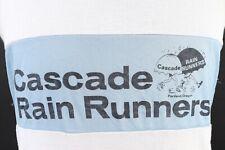 New listing Vintage 90s Cascade Rain Runners Oregon Running Tank-Top Usa Mens Size Xl