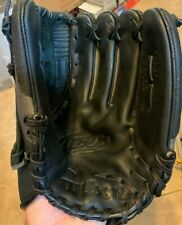 "Wilson 12"" A675 Lite FX Black Ecco Leather Baseball Glove RHT NEW NO Tag"