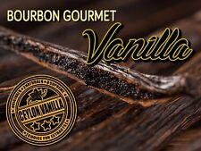 "10 Extract Grade B Madagascar Bourbon Gourmet Vanilla Beans / Pods (5~6"")"