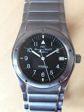 IWC Ingenieur Titan Quarz Uhr 32