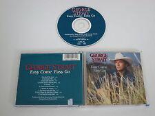 GEORGE STRAIT/EASY COMME EASY GO(MCA MCAD-10907) CD ALBUM