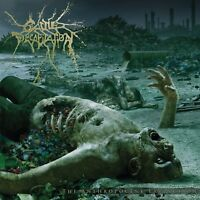 CATTLE DECAPITATION - THE ANTHROPOCENE EXTINCTION  VINYL LP NEW+