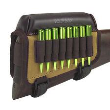Tourbon Ammo Holder Carrier Cheek Rest Rifle Buttstock Gun Shooting Tactical USA
