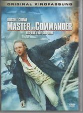 Master & Commander/Russell Crowe DVD FSK 12 Mint