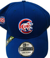 Chicago Cubs New Era 39thirty Flex Fit Hat NWT Batting Practice Collection L/XL