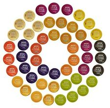 Nescafé Dolce Gusto Capsules Coffee Pods 50 Pcs Variety Pack Compatible Assorte