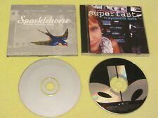 Sparklehorse Good Morning Spider & Dynamite Hack Superfast 2 CD Albums Rock