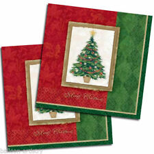 Paper Christmas Party Napkins 51-100