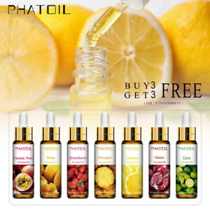 19 Fragrances 10ml Essential Oils Pure Natural Essential Oil Aromatherapy 2021