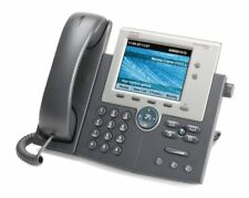 Cisco IP 7945 IP teléfono/Cisco 7945 g VoIP teléfono (sin fuente de alimentación!!!)