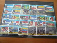 Panama Olympia 1980 Moskau/Lake Placid Mi 1365 - 1394 postfrisch