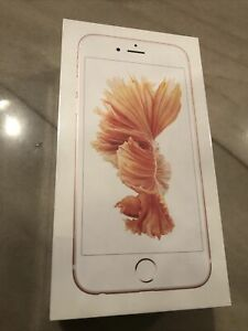 Apple iPhone 6s - 32GB - Rose Gold (T-Mobile Only) A1633 NEW Sealed