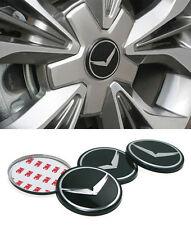 """Eagle 18"""" Center Wheel Cap V Emblem 4p for 2015 2016 Hyundai LF Sonata"""