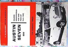 Austin Seven 850 Mini