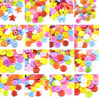 Acrylic Sewing Plastic Buttons/Shank Buttons for DIY Handmade Ornament