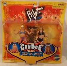 WWE WWF World Wrestling Federation Grudge Match - Divas Luna Vs. Sable (MOC)