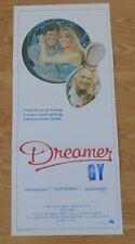 DREAMER ORIGINAL 1979 CINEMA DAYBILL MOVIE POSTER Susan Blakely TEN PIN BOWLING