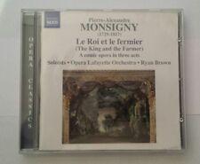 Pierre-Alexandre Monsigny Le Roi Et Le Fermier  CD
