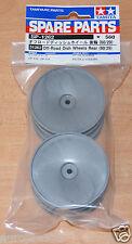Tamiya 51262 Off-Road Dish Wheels Rear (60/29) (Sand Viper/DT02/DT-02), NIP
