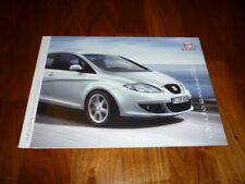 Seat Altea XL SPORT-/ COMFORT LIMITED Prospekt 07/2008