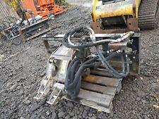 Cat PC3 Skidsteer skid steer hydraulic asphalt Cold planer bobcat scarifier