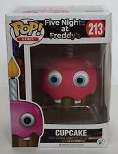 Rockstar Foxy IDEA REGALO 363 RARO Figura in vinile Funko POP cinque NOTTI AT FREDDYS