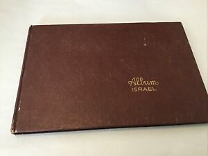 Israel Album plus copy of Hagada Early 1960s? Years Review Independence Photos
