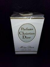DIOR Miss Dior reines Parfüm, perfume extrait, 7,5 ml, 1/4 oz. Alt! Vintage.