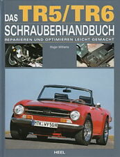 Williams: Triumph TR5/TR6 Schrauberhandbuch Reparaturanleitung/Handbuch/Wartung