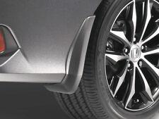 Honda Civic Hatchback Splash Guards 2017 - 2018 08P00-TGG-100 5-door Genuine OEM