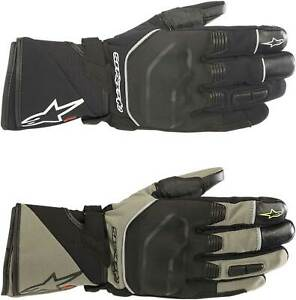 Alpinestars Andes Touring Outdry Gloves - Motorcycle Waterproof Touch Screen