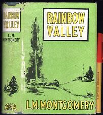 Lucy Maud Montgomery 1938 RAINBOW VALLEY