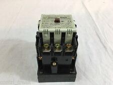 FUJI ELECTRIC CONTACTOR 50AMP 4POLE 2NO/2NC COIL 200-240V 2NC2F0122SE