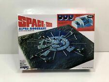 Mpc Models Space 1999 Alpha Moonbase-Model Kit #803~Mint/ Sealed