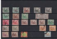 federated malaya states stamps ref r10266