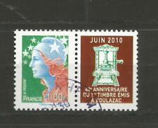 FRANCE N° 4472 2010 Oblitérés