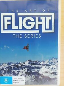 The Art Of Flight - The Series [ 2 DVD Set ] Region 4, FREE Next Day Post