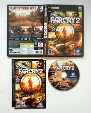 Far Cry 2 (PC, 2008)