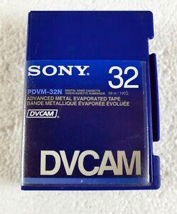 Sony PDVM-32N Digital Video Cassette DVCAM