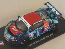 Spark SF028 - AUDI R8 GT3 The Prodigies n°32 GT Tour 2011 Hallyday - Ortelli
