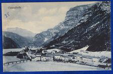 "CHIUSAFORTE Panorama  no viaggiata animata ""900 f/p #19265"