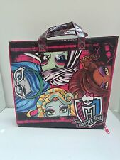 Monster High Doll Case Accessory Carrying Case Travel Storage by Mattel 2012