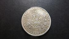 1616 German States Silver Saxe-Old-Gotha Taler Johann Casimir/Ernest  Albertine