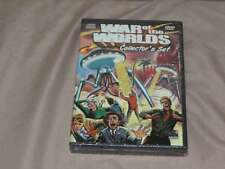 War of the Worlds CD/DVD Collector's Set