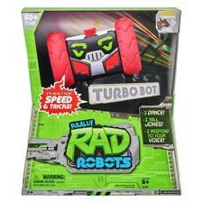 Really RAD Robots Turbo Bot RRR